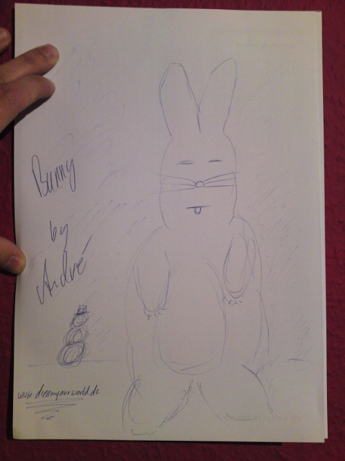 bunny by andre