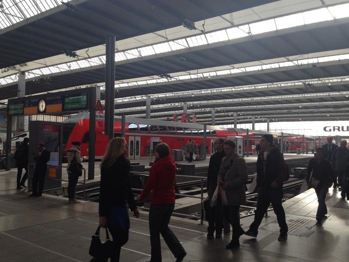 Bahnhof München