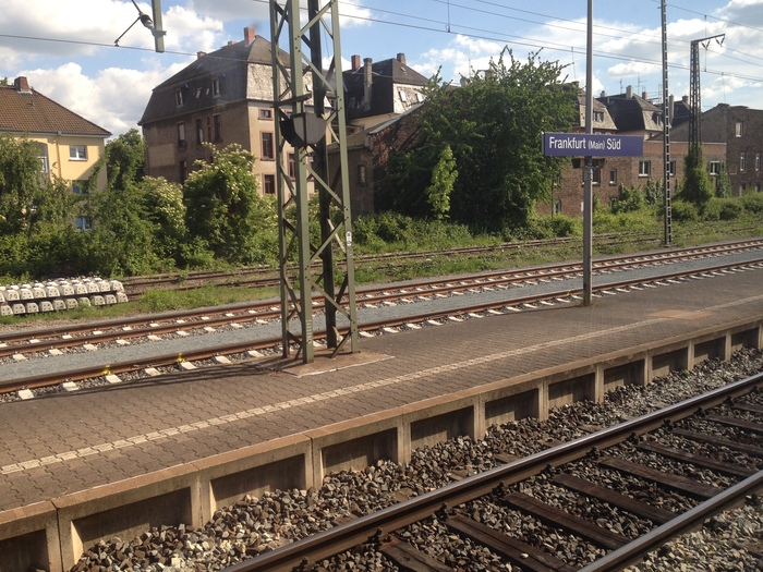 Bahnhof Süd